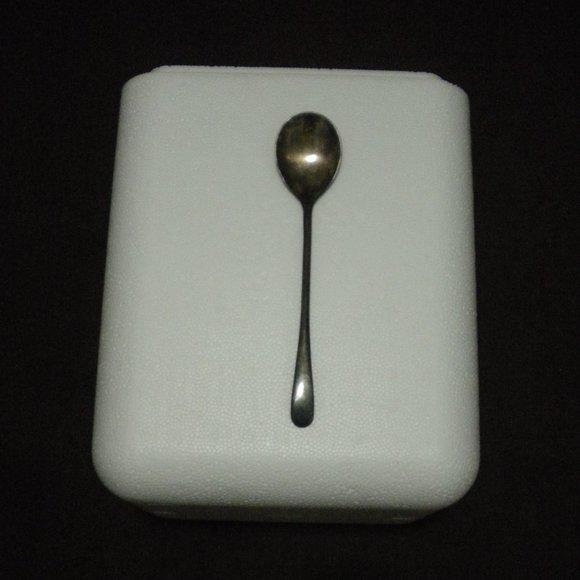 Vintage Silverplate Spoon Money Clip